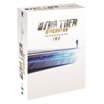 Star Trek Discovery - Temporada 1-2 - DVD