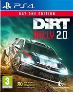 DiRT Rally 2.0 PS4