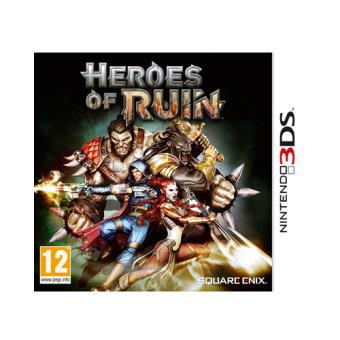 Heroes of Ruin Nintendo 3DS