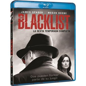 The Blacklist  Temporada 6 - Blu-Ray