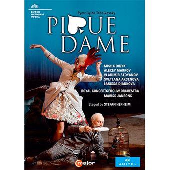 Tchaikovsky - Pique Dame - DVD