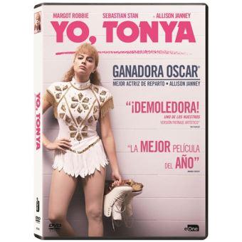 Yo, Tonya - DVD