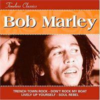 Timeless Classics - Bob Marley - 5 CD