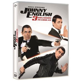 Trilogía Johnny English - DVD