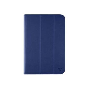 "Funda Belkin folio Tri-Fold básica universal 10"" azul"