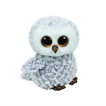 Peluche Beanie Boo Owlette (23cm)