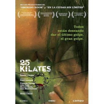 25 Kilates - DVD