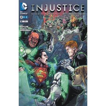 Injustice: gods among us 18 grapa