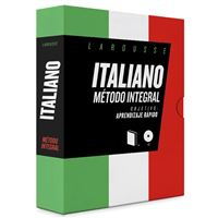 Italiano. Método integral (Libro + CD)
