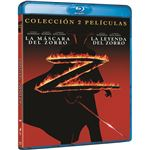 El Zorro Pack 1-2 - Blu-ray