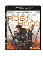Robin Hood Origins - UHD + Blu-Ray