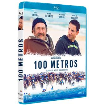 100 metros - Blu-Ray