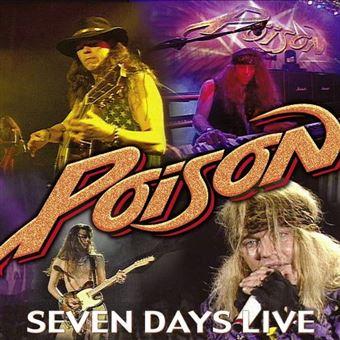 Seven days - Live