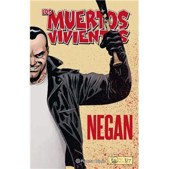 Los muertos vivientes: Negan