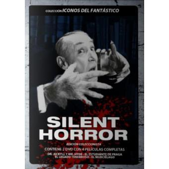 Pack Silent Horror - DVD