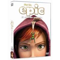 Epic: El mundo secreto - DVD