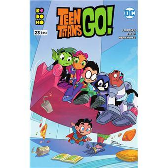 Teen Titans Go! núm. 23 Grapa
