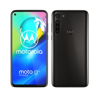 Motorola Moto G8 Power 6,4'' 64GB Negro