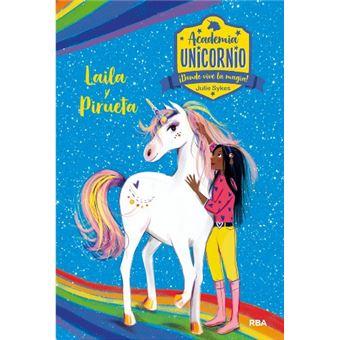 Academia Unicornio 5. Layla y Pirueta