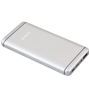 PowerBank Silver ht 10000 mah Puerto de carga Type-C