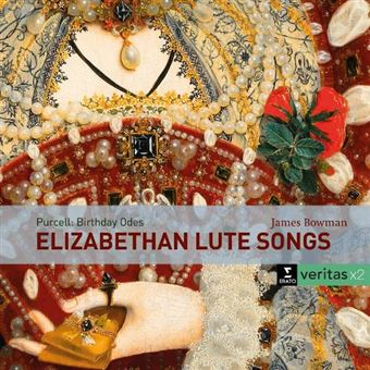 Henry Purcell - Elizabethan Lute songs - 2 CD