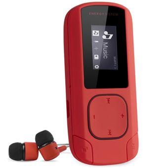 MP3 Energy Sistem Clip 8GB Coral