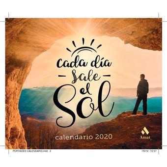 Calendario 2020 Cada dia sale el sol