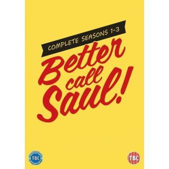 Better Call Saul  Temporadas 1-3 - Blu-Ray