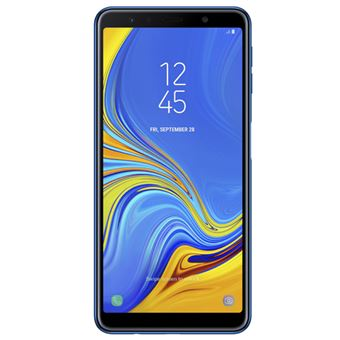 Samsung Galaxy A7 6'' 64GB Azul
