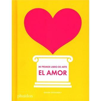 Mi primer libro de arte - El amor
