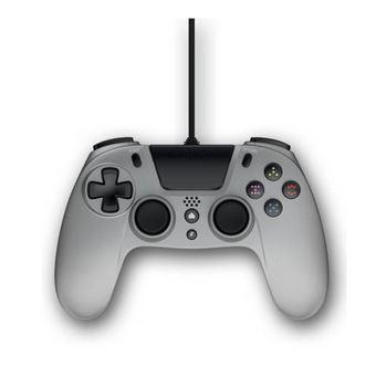 Mando Gioteck VX-4 Wired Controller Titanium para PS4