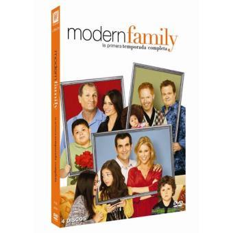 Modern FamilyModern Family - Temporada 1 - DVD
