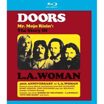 Mr Mojo Risin's (Blu-ray)