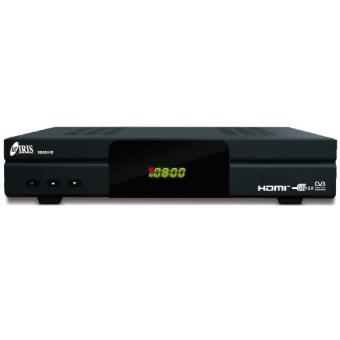 Receptor satélite HD Iris 9800