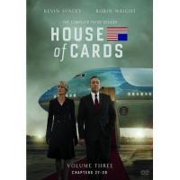 House Of Cards  Temporada 3 - DVD