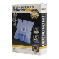 Pack de 5 bolsas de aspirador Rowenta WB-4061