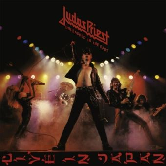 Unleashed in the East. Live in Japan - Vinilo