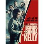 La verdadera historia de la banda de Kelly - Blu-ray