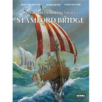 Grandes batallas navales 8. Stamford Bridge