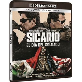 Sicario: El día del soldado - UHD + Blu-Ray