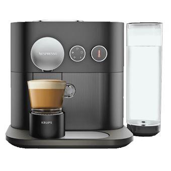 Cafetera Nespresso Krups Expert Negro