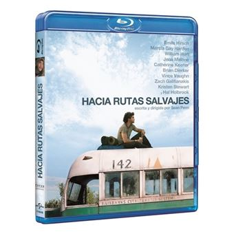 Hacia rutas salvajes - Blu-Ray