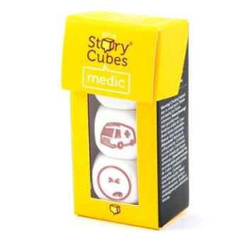 Dados Story Cubes Médico