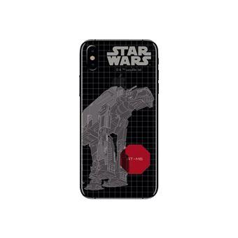 52524b1d1d7 Funda Star Wars AT-AT para iPhone X - Funda para teléfono móvil ...
