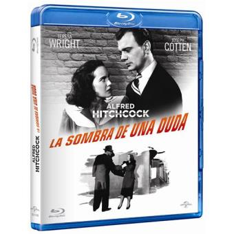 La sombra de una duda - Blu-Ray