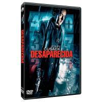 Desaparecida (2011) - DVD