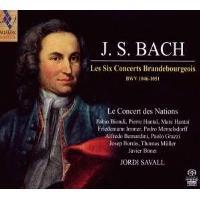 Les six concerts Brandenbourgeois