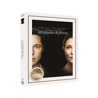 El curioso caso de Benjamin Button - Colección Oscars - Blu-Ray