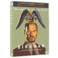 Birdman o La inesperada virtud de la ignorancia  - DVD