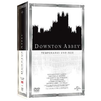 Pack Downton Abbey  Serie Completa - DVD